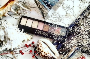 Eveline Cosmetics paleta cieni Twilight